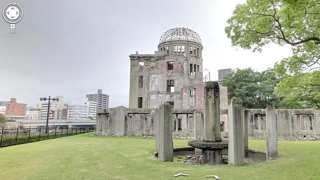 Visita el Memorial de la Paz en Hiroshima en el 68 aniversario de la bomba
