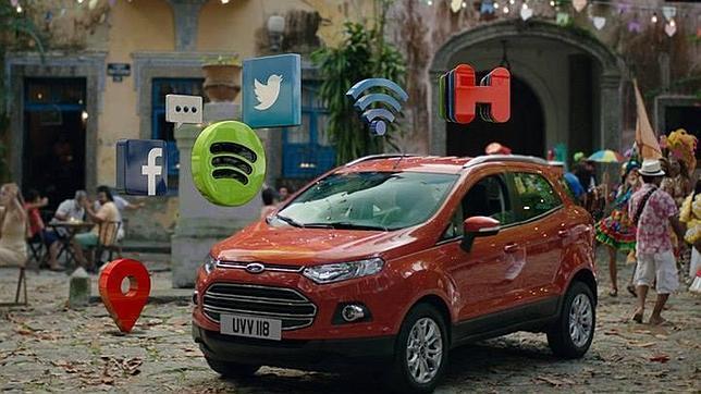 Ford venderá por Facebook una edición especial limitada del EcoSport