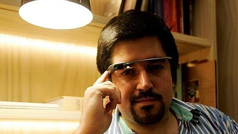Google Glass, en funcionamiento