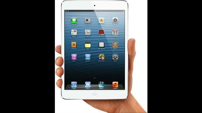 Primeras horas con el iPad Mini