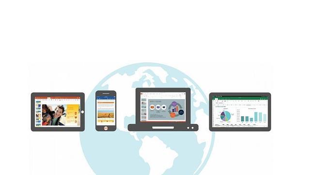 Microsoft «libera» Office en los dispositivos móviles
