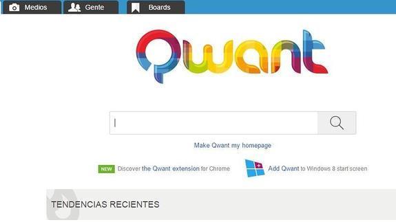Qwant, la alternativa francesa a Google