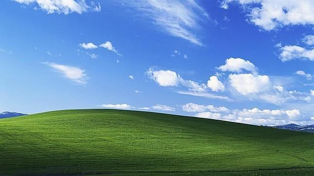 «Bliss», la historia del mítico papel tapiz de Windows XP