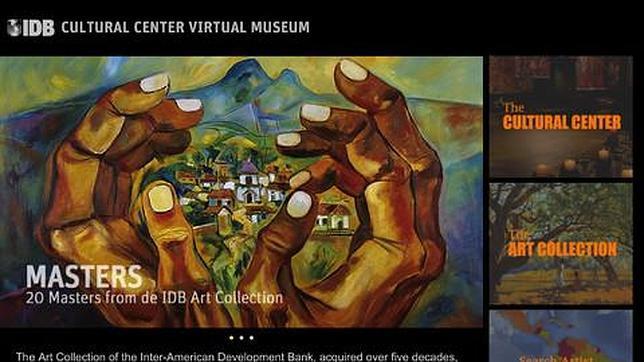 El BID «democratiza» su arte a través de una aplicación para iPad
