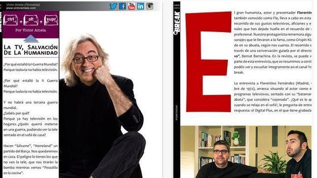 Nace «UnBreak», una revista interactiva y nativa para iPad
