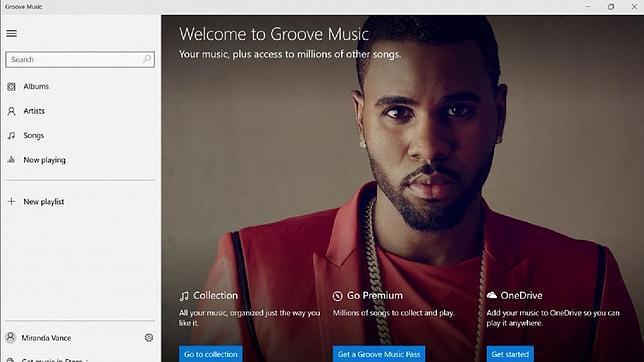 Microsoft elimina Xbox Music para reconvertir a Groove en la «app» musical de Windows 10