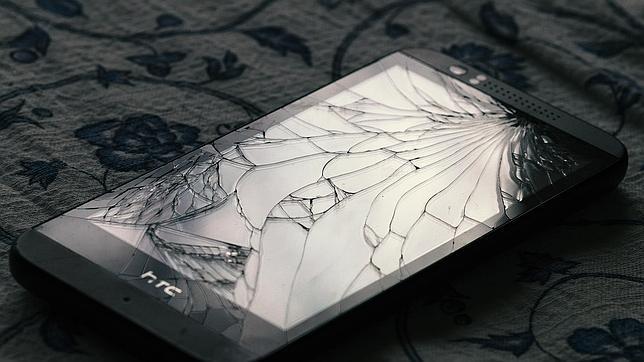 Crean el material que hará que tu smartphone se repare solo