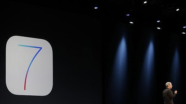 Apple lanza la versión beta 5 de iOS 7 para desarrolladores