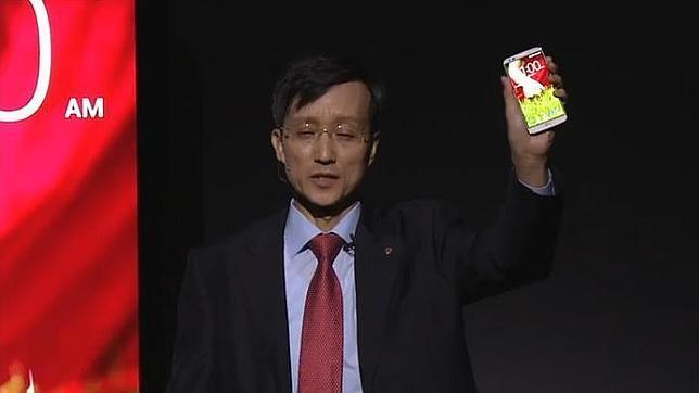 En directo: LG presenta su nuevo «smartphone» G2