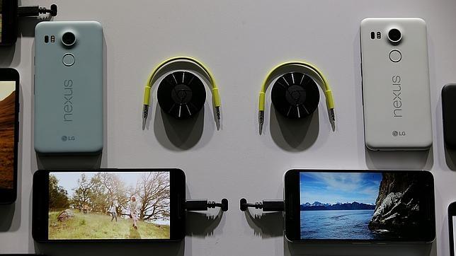 Google presenta los dispositivos Chromecast para contenido multimedia