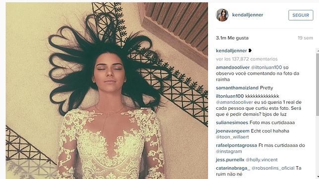 Kendall Jenner, la reina de Instagram y otras fotografías que debes conocer en su aniversario
