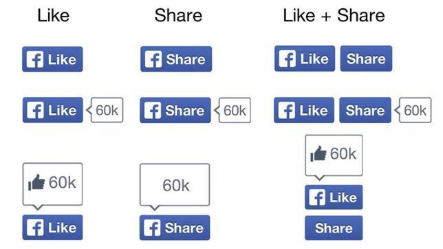 Facebook se despide de la mano con el pulgar hacia arriba