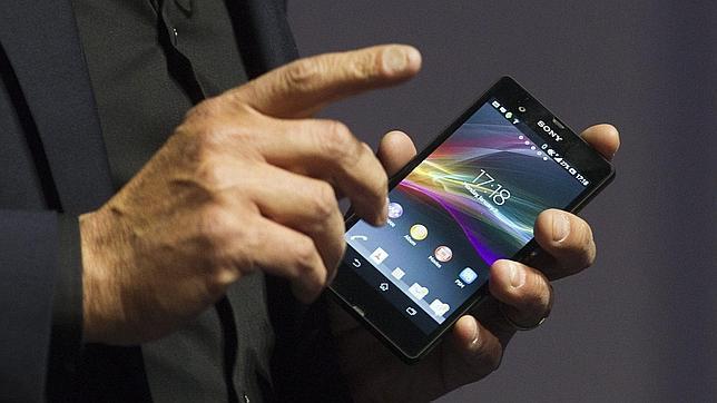 CES 2013: Xperia Z, el «gigante» de Sony
