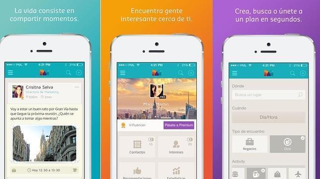 Meetizer, una «app» para no perder el tiempo
