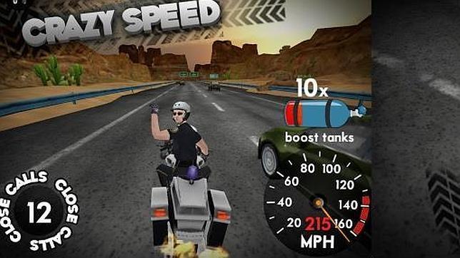Los mejores juegos para «smartphones» de motos