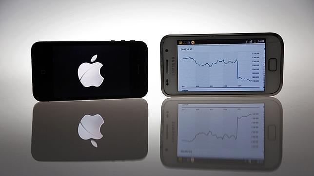 Samsung infringe parte de una patente clave de Apple