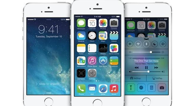 iOS 7 ya está disponible en el 87% de los dispositivos móviles de Apple