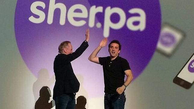 «Sherpa Next combina lo mejor de Siri y Google Now da un paso más en la parte predictiva»