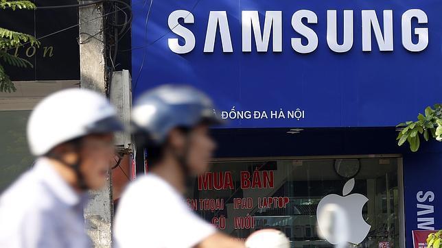 Samsung se desploma un 24% en sus beneficios en el segundo trimestre