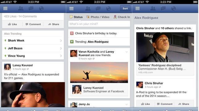 Facebook se quiere parecer más a Twitter e incorpora Trending Topics