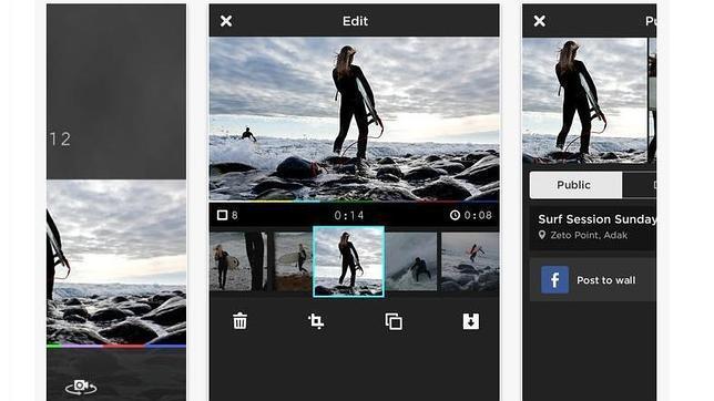 Los creadores de Youtube lanzan Mixbit, una app de microvídeos al estilo de Vine