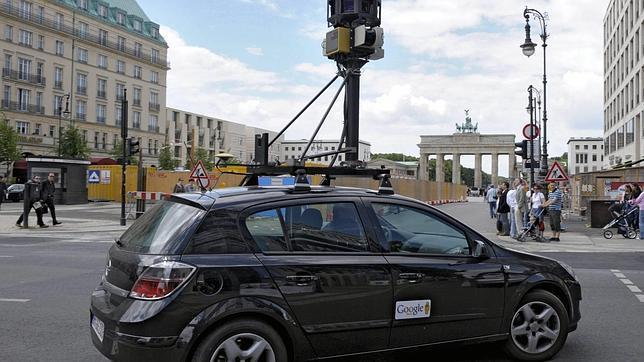 Google España, en el banquillo por el «caso Street View»
