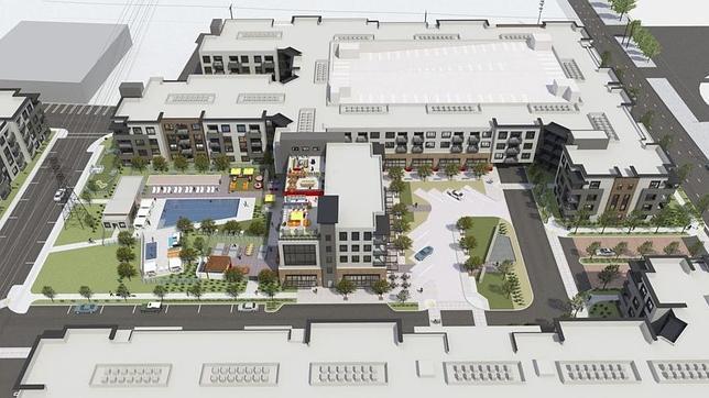 Facebook construye su propia ciudad por 120 millones de dólares
