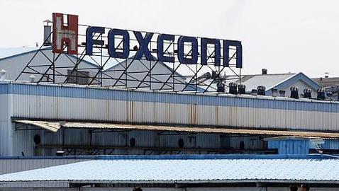 Foxconn tiene problemas para atender a la demanda del iPhone 5