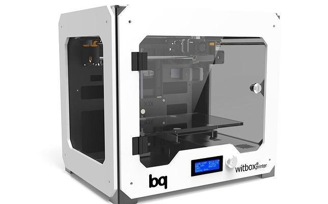 BQ anuncia la primera impresora 3D española