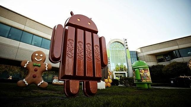 Android 4.4 KitKat, ¿totalmente seguro?