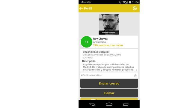 Jobs4you, una «app» para encontrar empleo para autónomos