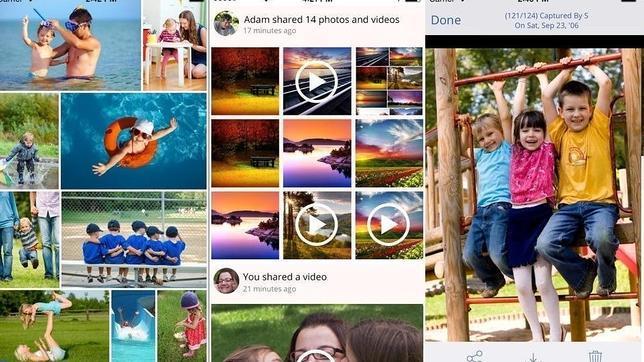 Google compra una «app» de copias de seguridad de fotos y vídeos para potenciar Google Plus