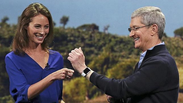 Apple revela nuevos detalles de su reloj inteligente