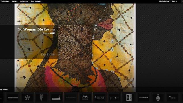 Google Art Project, Wayra y @policia, finalistas a los Premios de Internet 2013