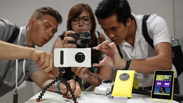Nokia ficha al responsable de las cámaras de los Nokia Lumia