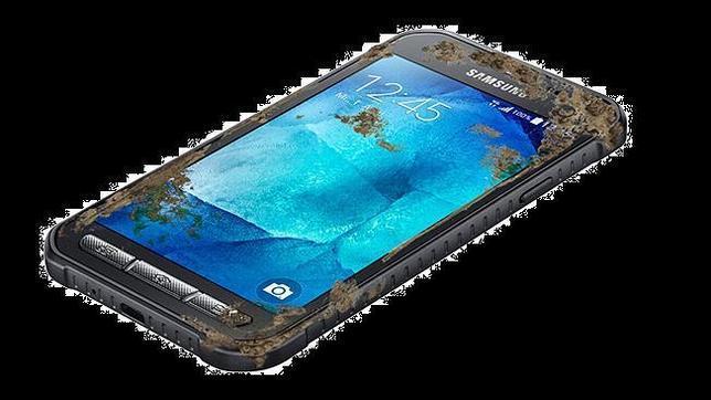 Samsung desvela el Galaxy S6 Active, la promesa del «smartphone» más resistente