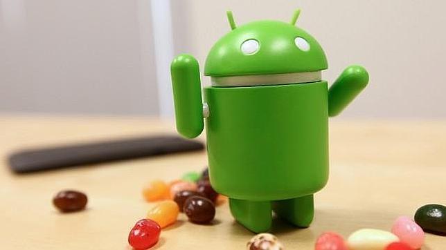 Jelly Bean destrona a Gingerbread como la versión de Android más utilizada