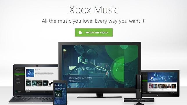Xbox Music le quiere hacer guerra a Spotify