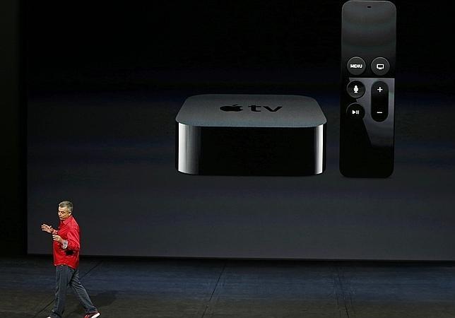 Apple busca reinventar la televisión con el nuevo Apple TV