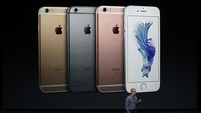 iPhone 6S: Más potente y mejor cámara