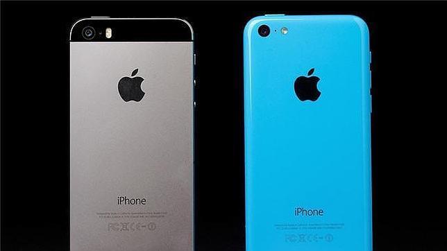 Apple confirma que los iPhone 5S y iPhone 5C llegarán a España el 25 de octubre