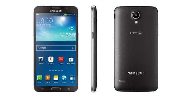 Samsung lanza el Galaxy Round, el primer móvil con pantalla curvada