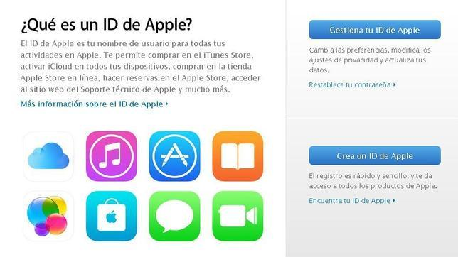 Apple permite crear claves individuales para las «apps» que conecten con iCloud