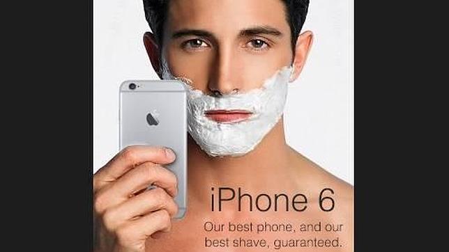 Los usuarios del iPhone 6 protestan porque «arranca el pelo»