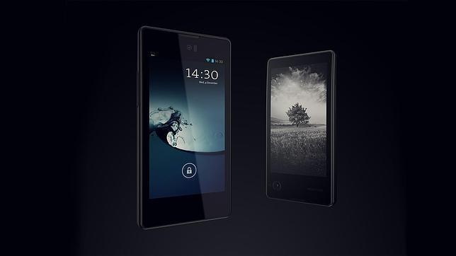 YotaPhone: dos pantallas táctiles para una nueva forma de usar la información