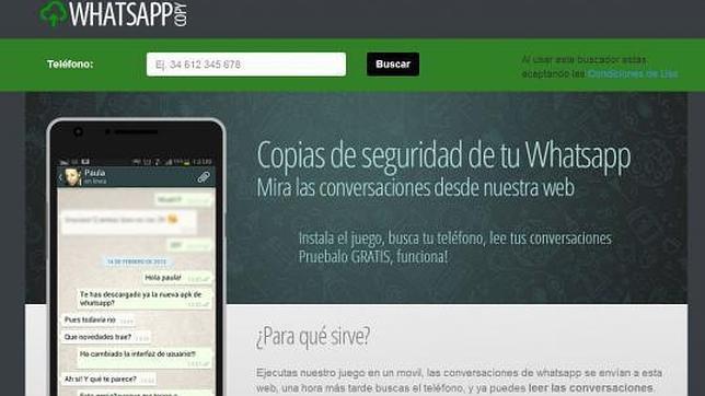 Google retira una aplicación que robaba las conversaciones de WhatsApp