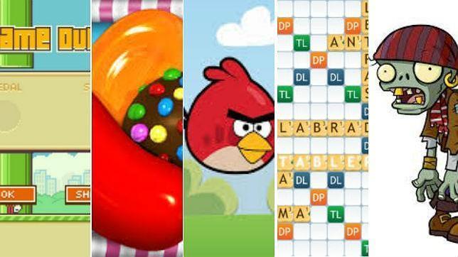 Flappy Bird y otros juegos adictivos para «smartphones»
