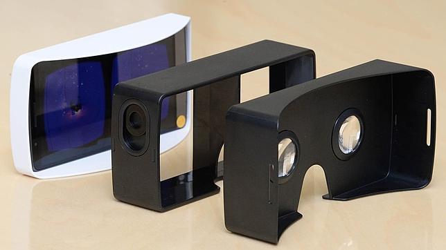 LG lanza la versión plástica de Cardboard, las gafas de cartón de Google