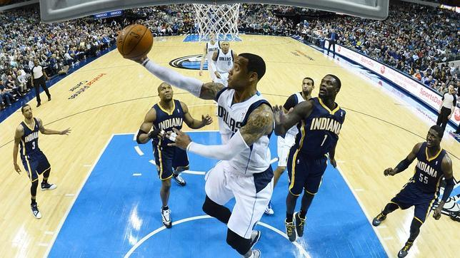 Los Mavericks superan a los Pacers
