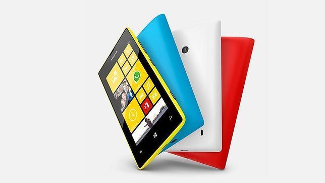Nokia Lumia 520, un «smartphone» competitivo